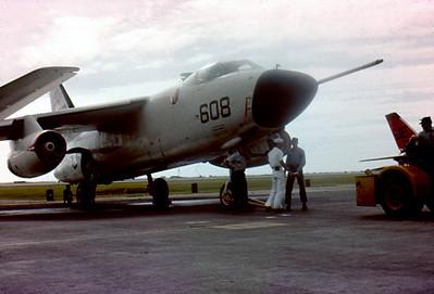 A-3 Skywarrior Okinawa 1963