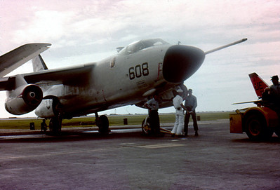 A-3 Skywarrior Okinawa 1963