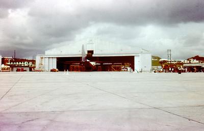 C-130 Hercules Okinawa 1963