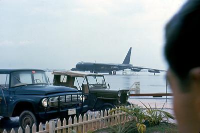 B-52 Stratofortress November 1967