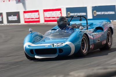 Robert Hunt - 1966 McLaren M1B