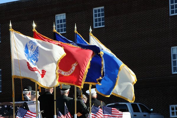Veterans Day 2011, Marietta, Georgia