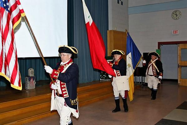Robert Treat Paine Chapter School Visit