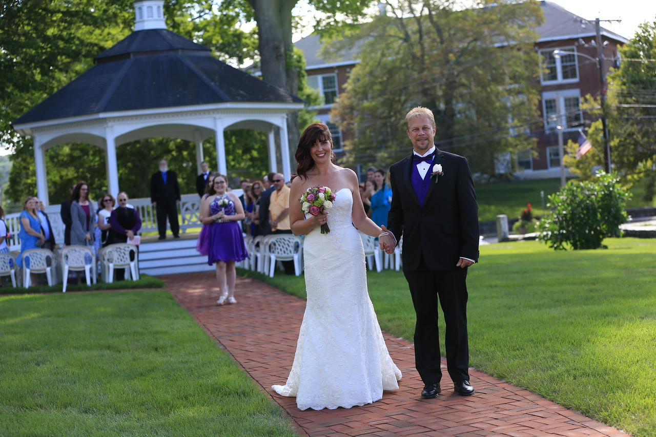 Robert and Donnalee Rochon - July 29, 2017