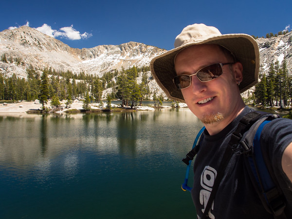 Yosemite – Middle Chain Selfie