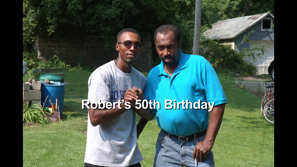 Robert's 50th Birthday