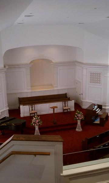 Roberts Chapel Baptist, Pendleton