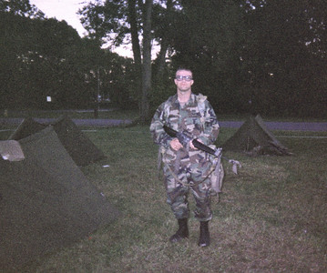 EFMB 1998, Ft Indiantown Gap, PA
