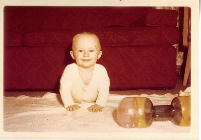 Chris @ 10 months old