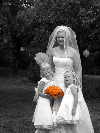 Chris & Erica's Wedding Sept 06