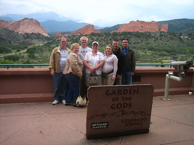 Quick trip to Garden of the Gods