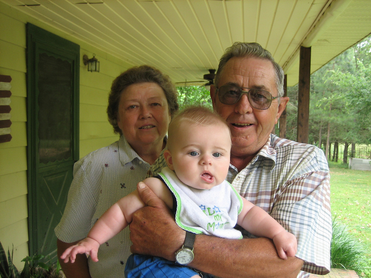 Great Aunt Evelyn & Great Uncle Robert