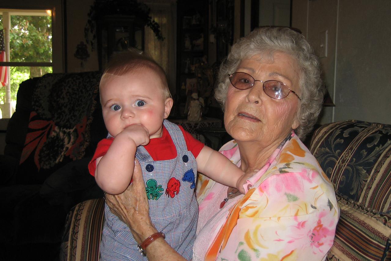 My Great Grandma Williams