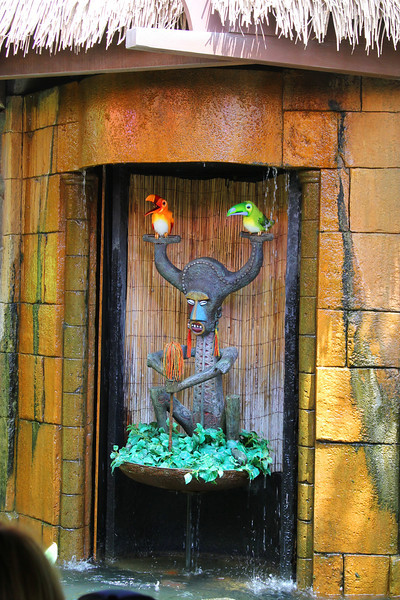 Must do Tiki Room