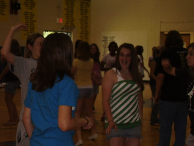 Roberts Middle School Dance