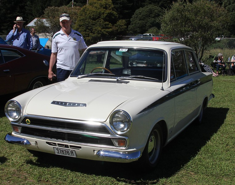 Lotus Cortina Series II.