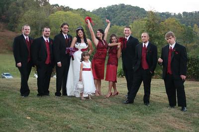 Robertson-Davis Wedding