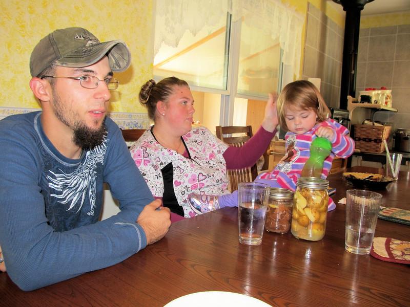 Nathan, Kali and Kainsley