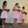Kalinda's Brides Maids<br /> Kalinda had Kathy make the bride's maid's dresses.