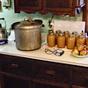 It is Time to Start Canning Applesauce.<br /> The apple seeds have turned brown so we thought it was time to start putting up some of the apples from the orchard.