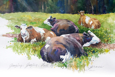 Robin Poteet ... watercolor artist