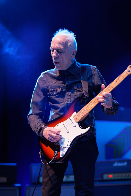 . Robin Trower live at Royal Oak Music Theatre on 4-7-18