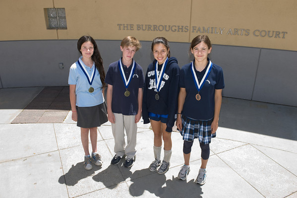 2011 Science Expo - Physics/Chemistry Medalists