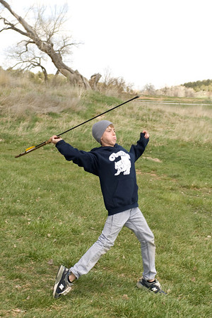 Primitive skills: spear throwing with atlatl