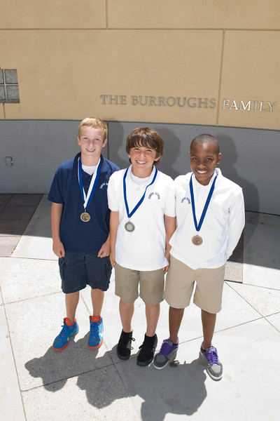 2011 Science Expo - Engineering Medalists
