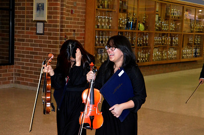 Orchestra High School-Winter 2012