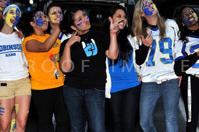 Marshall vs Rams-2010