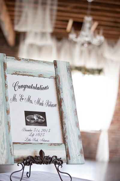 Robinson Wedding 12-31-15