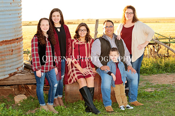 Robles Family 2017