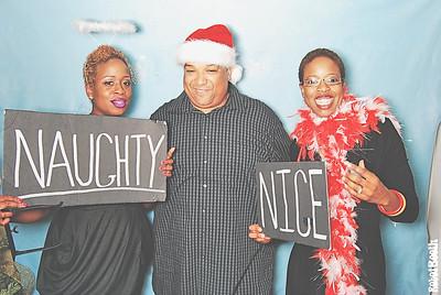 12-21-13 - Fayetteville, GA - Holiday Jingle, Mingle, and Tingle Photo Booth - Robot Booth