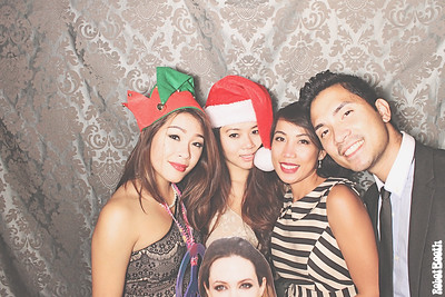 12-12-14 Atlanta Cobb Energy Performing Arts Centre PhotoBooth - Apollo MD Holiday Party - RobotBooth