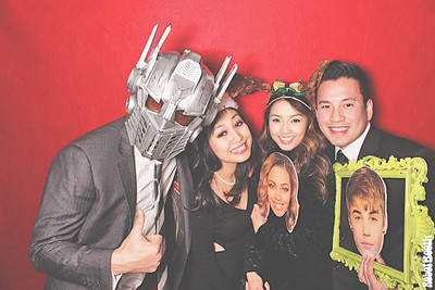 12-12-14 Atlanta Little Gardens PhotoBooth - Lunex Telecom Annual Company Banquet 2014 - RobotBooth