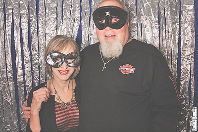 12-14-14 Atlanta W Atlanta Downtown Hotel PhotoBooth - Shine On Masquerade Party 2014 - RobotBooth