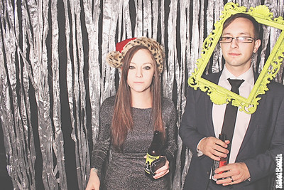 12-18-14 Atlanta Paris On Ponce PhotoBooth - Cardlytics Holiday Party 2014 - RobotBooth
