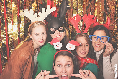 12-19-14 Atlanta Red Brick Brewery PhotoBooth - Choate Construction Holiday Party - RobotBooth