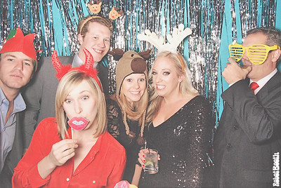 12-19-14 Atlanta W Hotel PhotoBooth - Insightpool 2014 Holiday Bash - RobotBooth