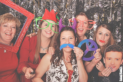 12-20-14 Atlanta 1818 Club PhotoBooth - Sports Medicine South Christmas Party - RobotBooth