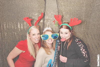 12-20-14 Atlanta PhotoBooth - Coutino's Christmas Soirée - RobotBooth