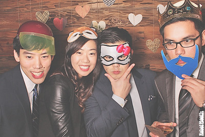 12-21-14 Atlanta PhotoBooth - #alowhuhwedding - RobotBooth