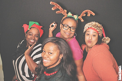 12-22-14 Atlanta PhotoBooth - Alpharetta OBTM Holiday Party 2014 - RobotBooth