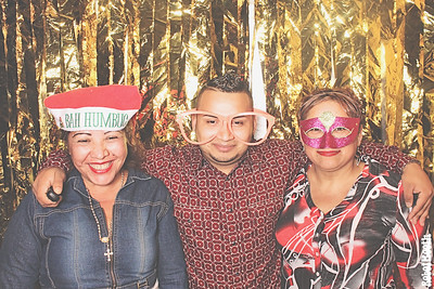 12-6-14 Atlanta Emory Conference Center PhotoBooth - Chihade International, Inc. Holiday Party - RobotBooth