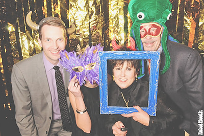 1-3-14 Atlanta The Reid Barn PhotoBooth - Blakely and William's Wedding - RobotBooth