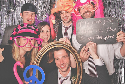 4-4-14 Atlanta Big Canoe PhotoBooth - Fred and Colleen Wedding - RobotBooth