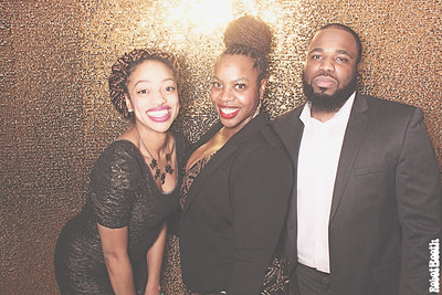 11-30-15 Atlanta Cherokee Town & Country Club PhotoBooth - Holiday Party - RobotBooth