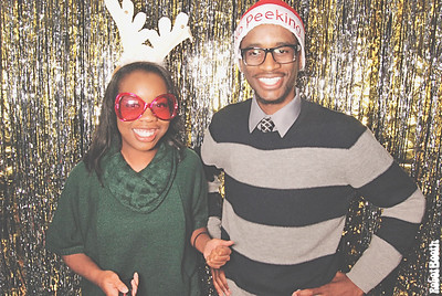 12-16-15  Atlanta Peachtree Tents and Events PhotoBooth -  HIP Atlanta Holiday Party - RobotBooth