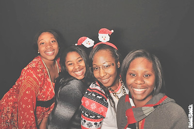 12-18-15 Atlanta Comcast PhotoBooth - Holiday Party - RobotBooth